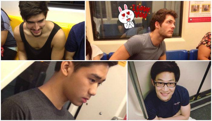 BTS Cute Guy - Gay Bangkok