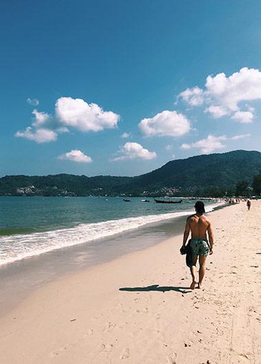 Gay Patong Phuket Beach