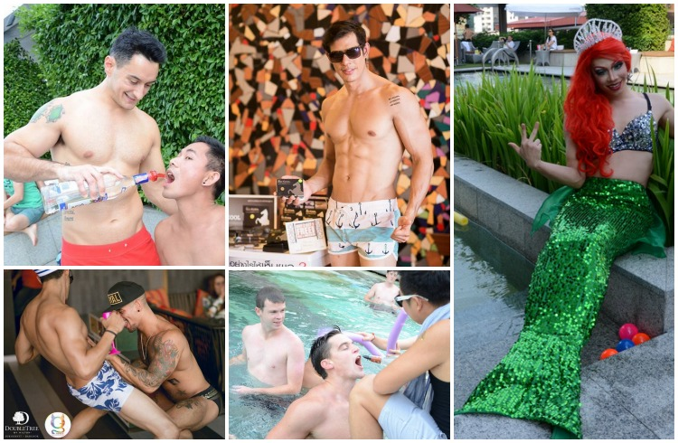 Splash Out Pool Party
