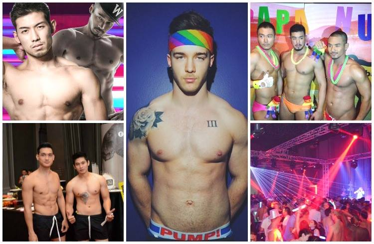 Best Gay Asia Party