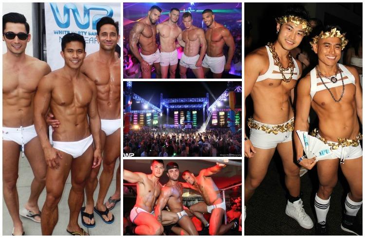 WHITE PARTY BANGKOK - GAY BANGKOK