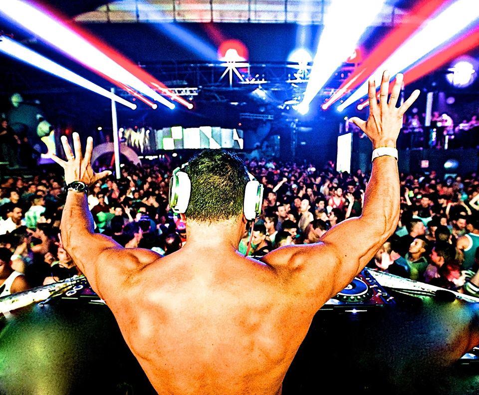 DJ Tony Moran