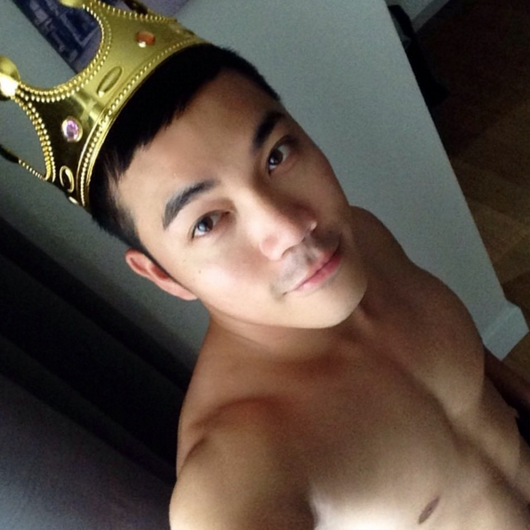 Insta Travel Gay Bangkok Bachelor of the Week Matt