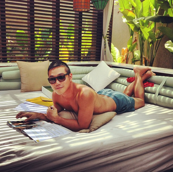 Gay Summer Holiday by Instagram Influencer Thailand