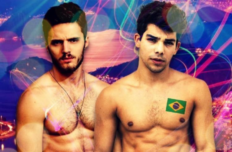 One Night in Rio Hi-So Sofitel SO Bangkok Gay Party Thailand