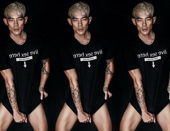 Luk Luk Hot Asian Guy Kuala Lumpur Gay Guide