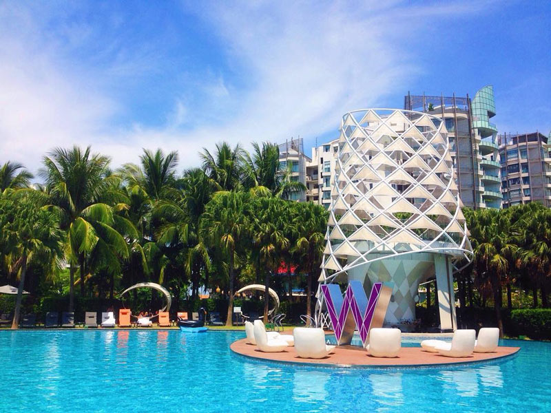 W Singapore Pool