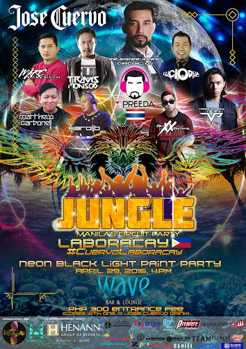 Jungle Circuit Party Boracay Gay Travel Guide 1