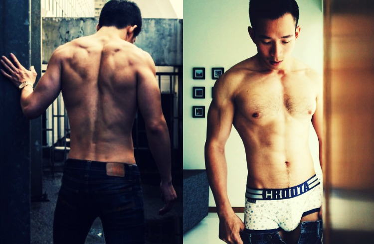 Bachelor of the Week Gay Travel Guide Singapore Tim 1