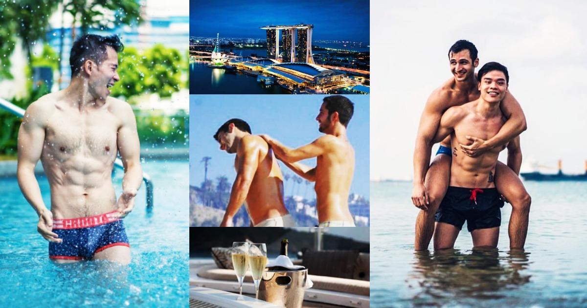 Gay hookup singapore