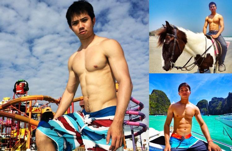 Bachelor of the Week Gay Bangkok Travel Guide