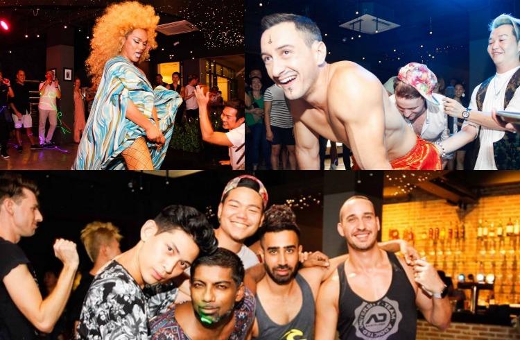G Spot Entertainment Gay Party Events Bangkok Thailand