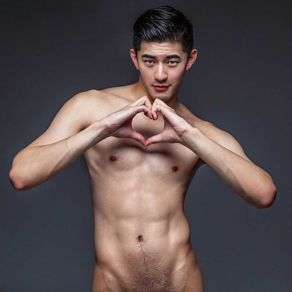 Male naked asian-2979