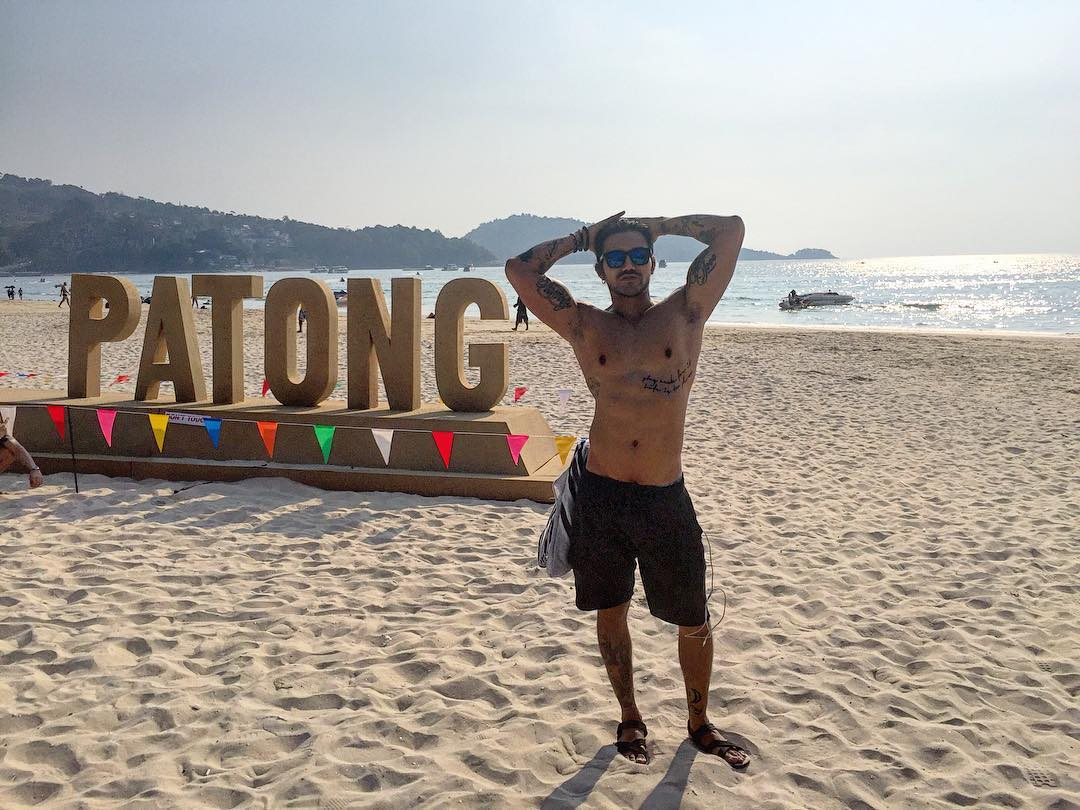 Bachelor of the Week Gay Bangkok Thailand Travel Guide Review (30)