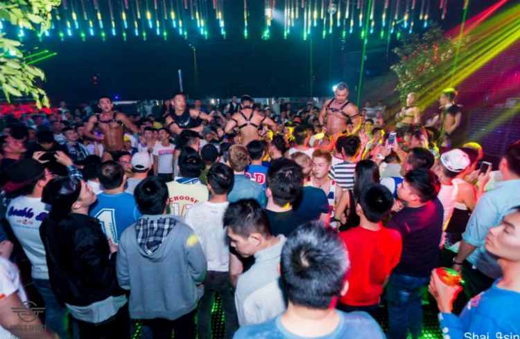 Eden's Secret Gay Party & Event in Taiwan