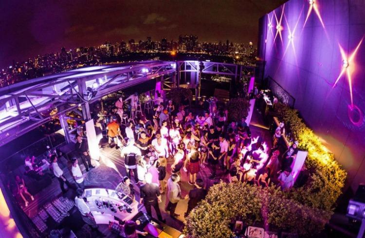 One Night in Bangkok SO Sofitel Bangkok Gay Party - Review Update
