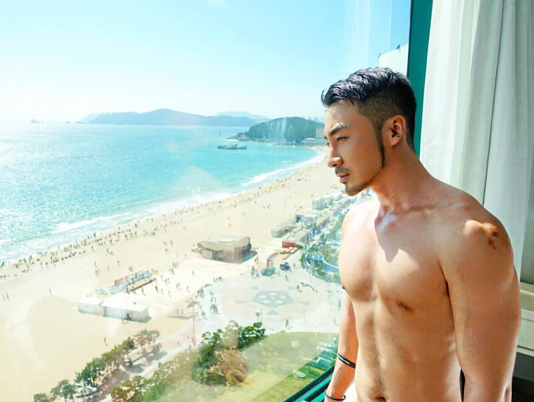 The Gay Passport Travel Community to Gay Market Tommy Seoul Bachelor of the Week