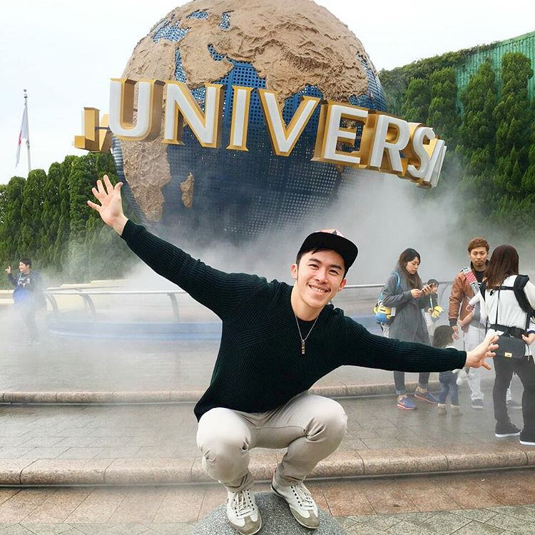 Gay Singapore Sightseeing and other gay party & event by Chris Bachelor of the Week
