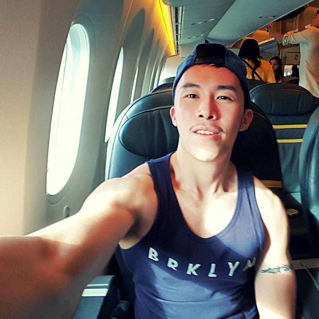 Chris Gay Singapore Hot Asian Man Travel Advice by The Gay Passport
