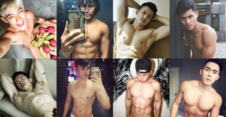 Hot Traveler Asian Gay Guys Leading Instagram Influencer
