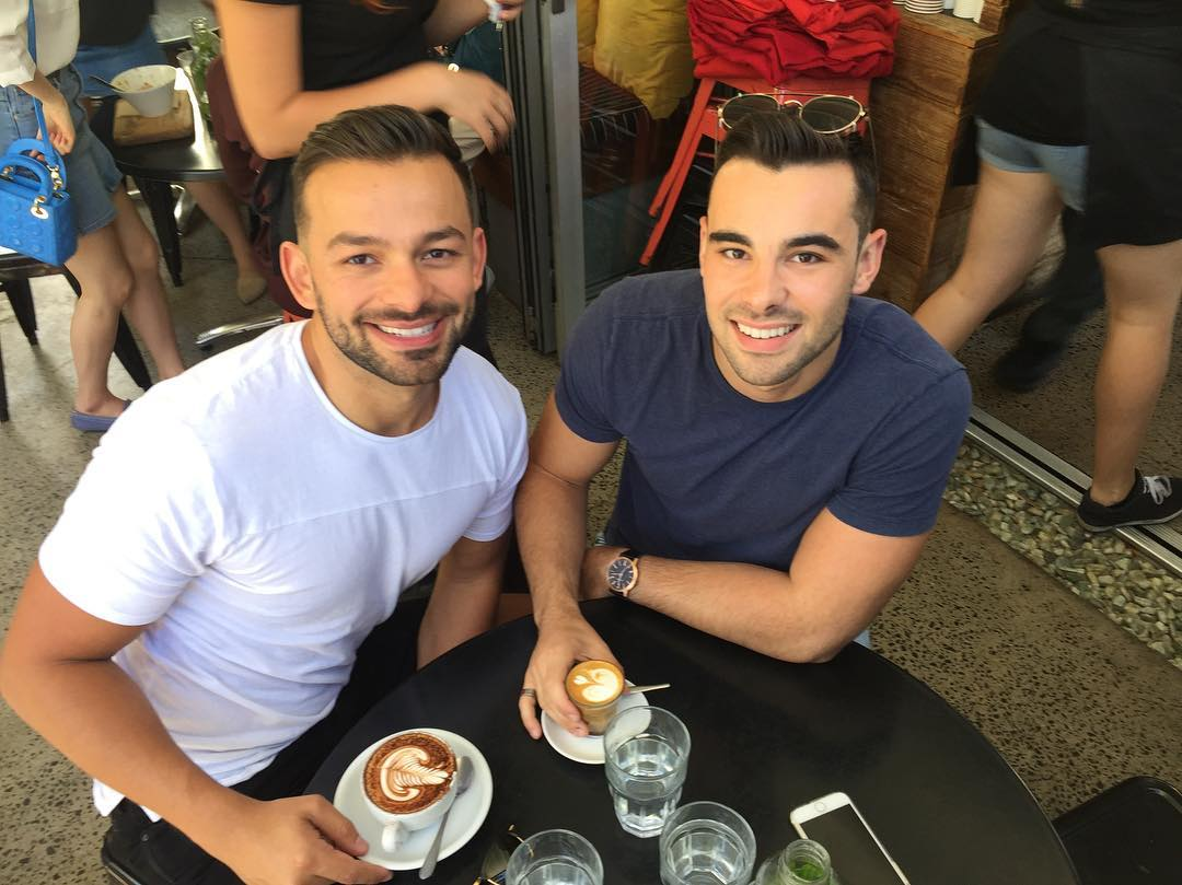 Gay Influencers on Instagram Matt & Taylor Sydney