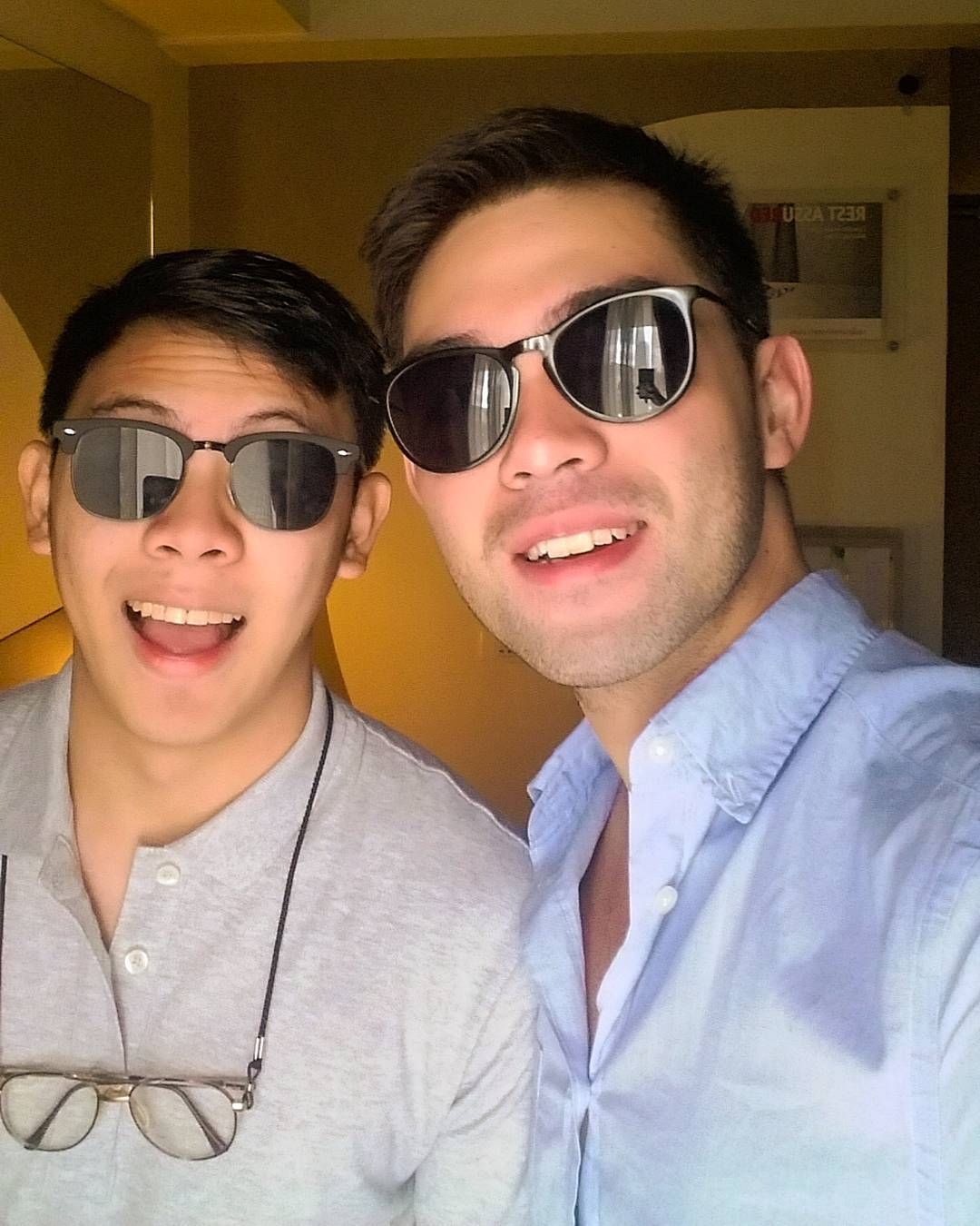 Local Gay Influencer Philippines Stef & Mike