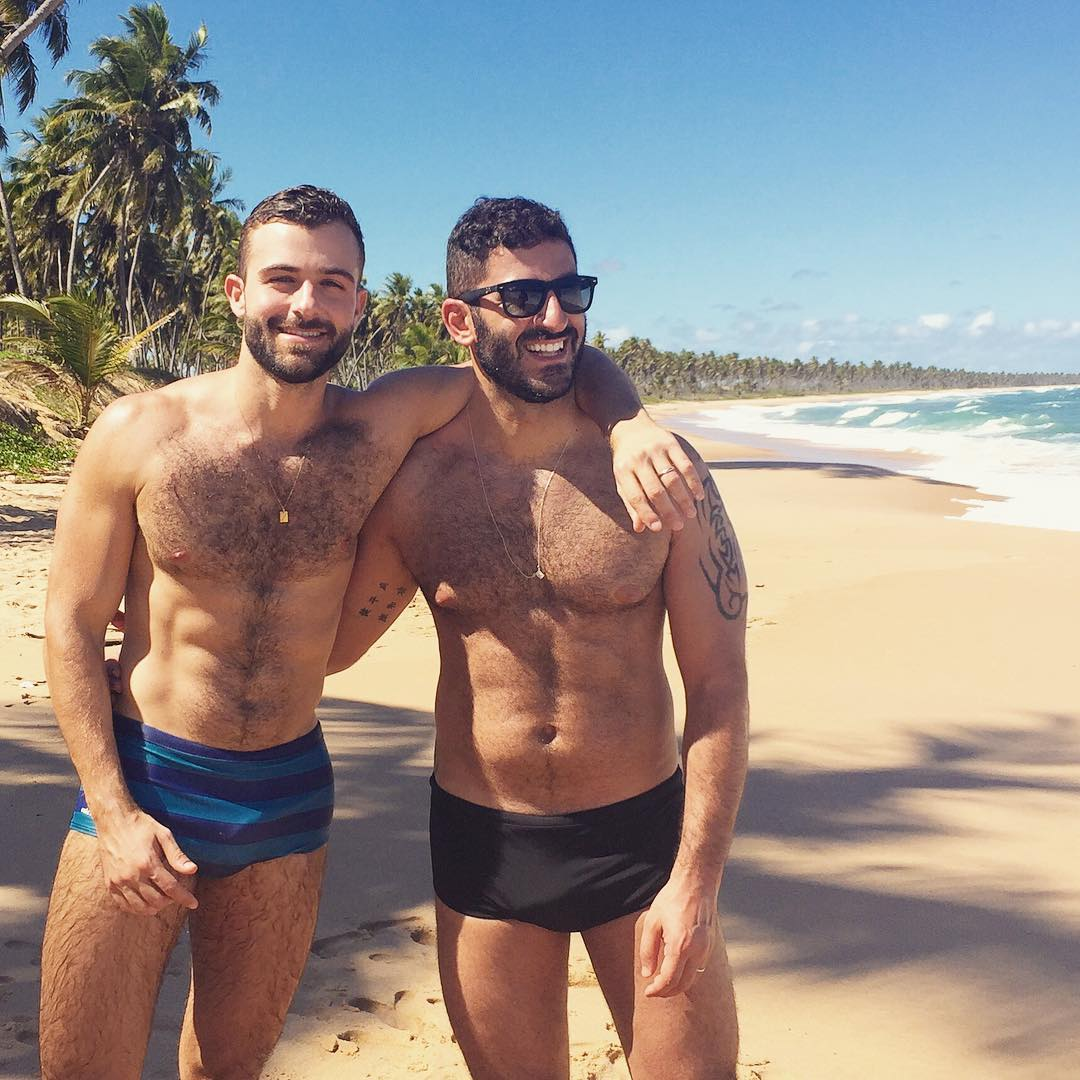 Rissieri & Petros #petrissi Insta Gay Couple Instagram Valentine's Day London (3)