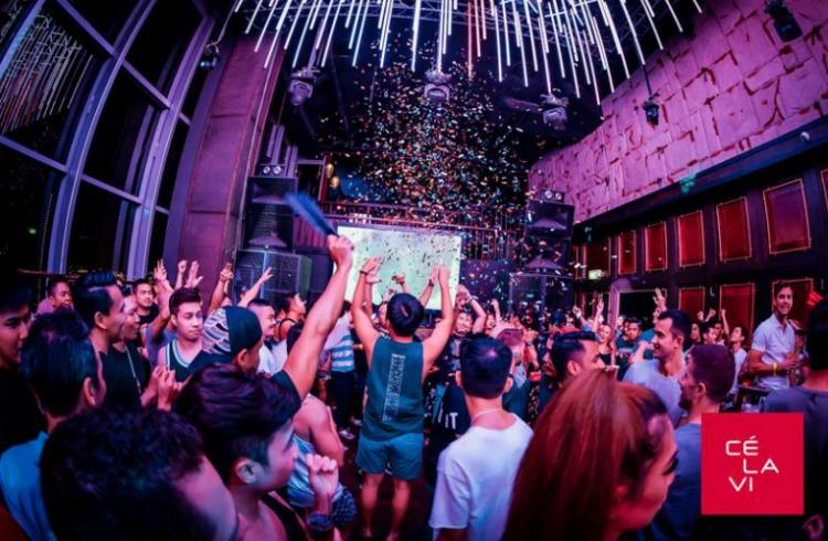 CE LA VI Thursday Gay Night High Profile Club and Lounge in BKK