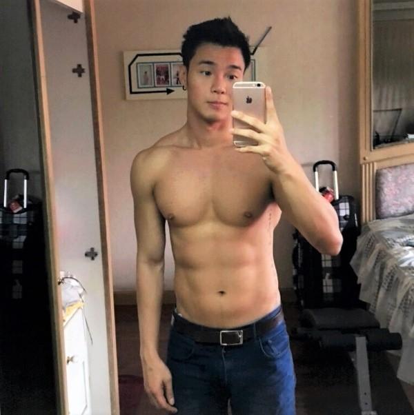 Hot Selfie Gay Instagram Guy