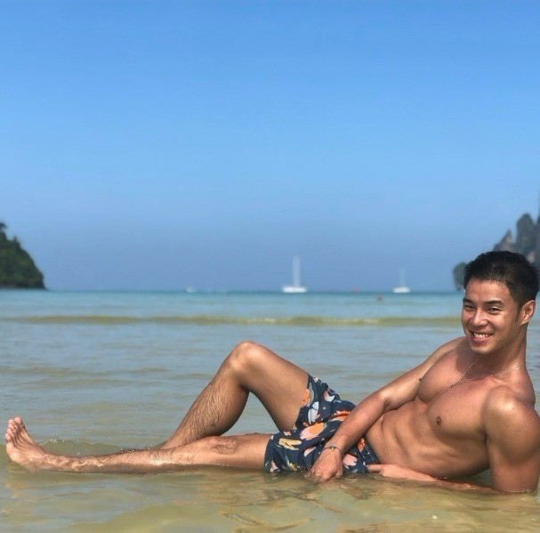 Summer Gay Beach Thailand