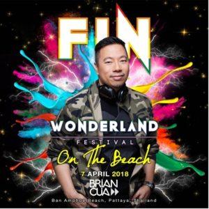 Brian Cua FIN Wonderland