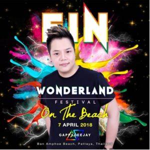 DJ Gappy Fin Wonderland