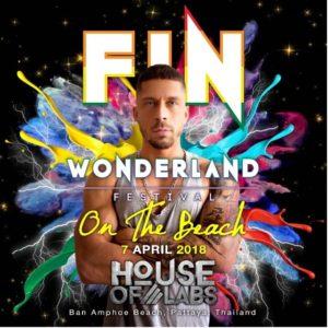 Houseoflabs FIN Wonderland Festival Pattaya