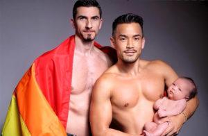 Gay Couple Surrogacy Inspiring Story