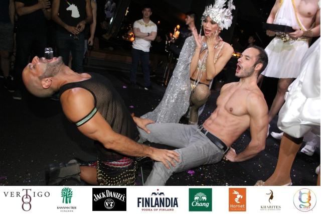 G Spot Bangkok Gay Party Banyan Tree