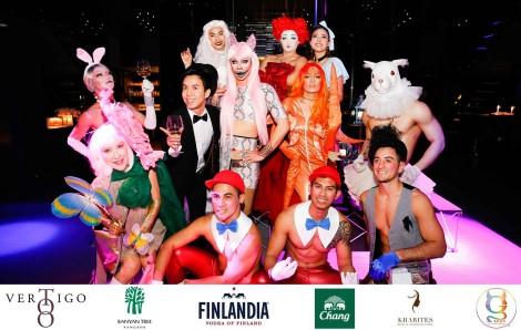 G Spot Ent Gay Party Vertigo TOO Bangkok