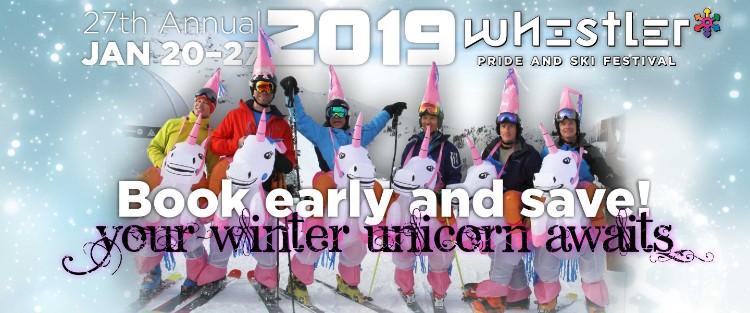 Whistler Snow Pride 2019