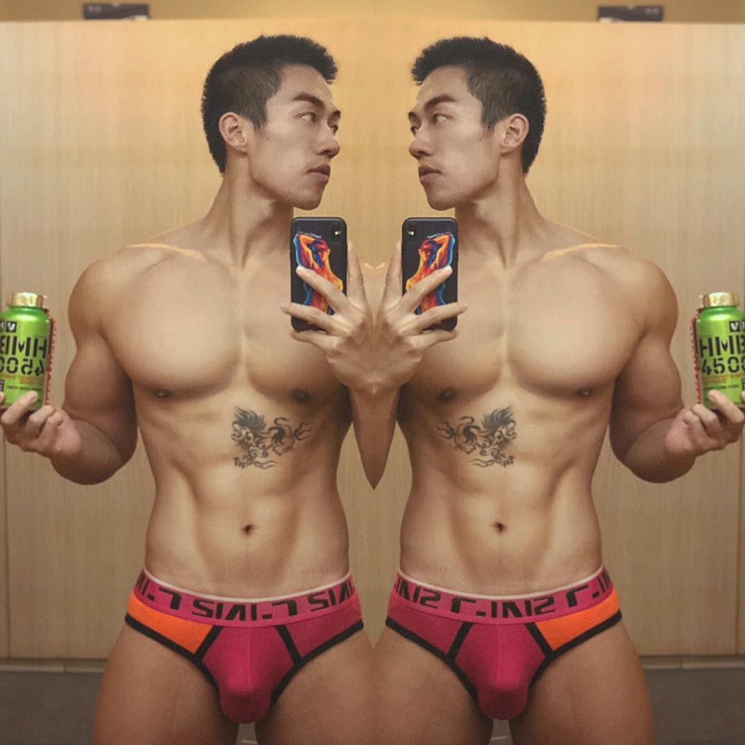 berlinsun hot chinese man