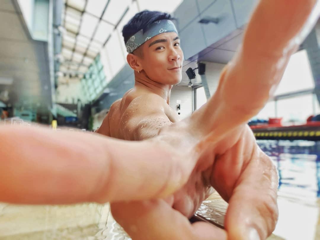 frandytan hot singaporean man