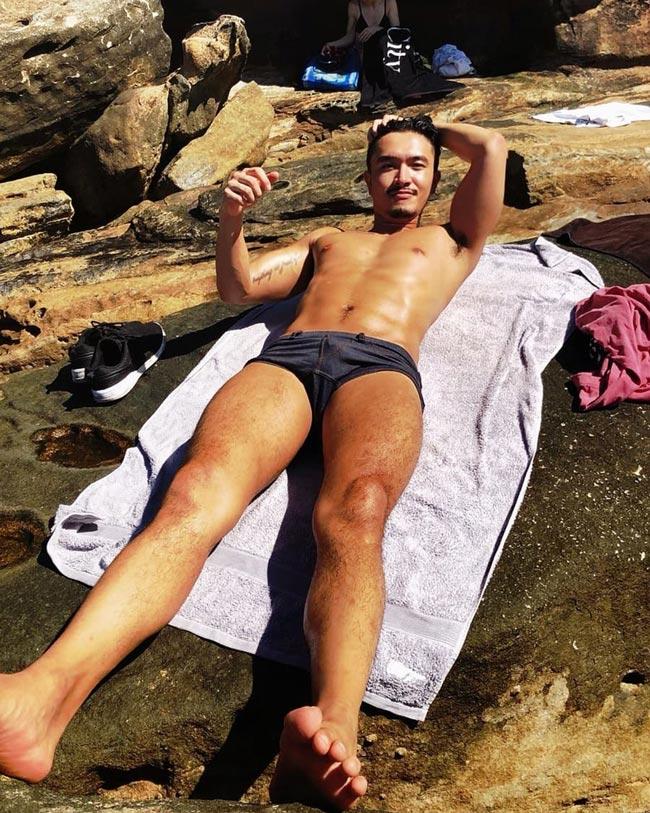 jake_dayo hot japanese gay man
