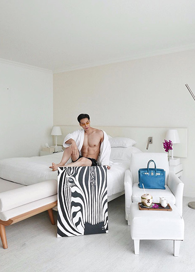 Best-Hotel-Bed-Hashtag-for-Instagram-Pullman-Bangkok-Hotel-G