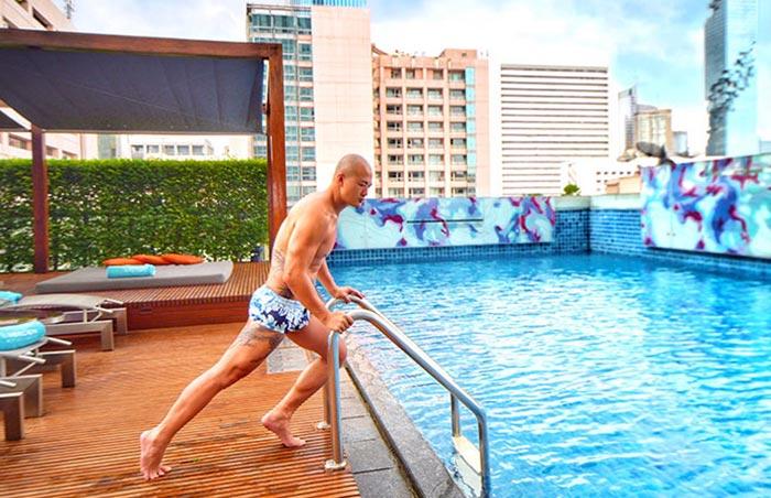 Le-Meridien-Bangkok-Pool