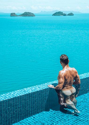 Gay-Friendly-Pool-Villa-Resort-Koh-Samui