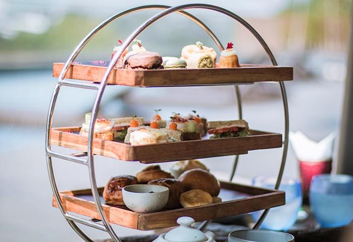 Cute-Afternoon-Tea-Gay-Luxury-Hotel-X2-Chiang-Mai-Riverside-Resort