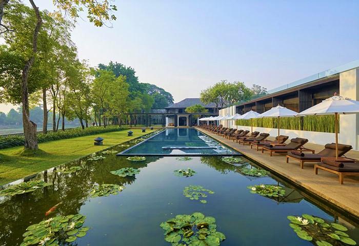 True Luxury at the Riverside Hotel Anantara Chiang Mai Resort