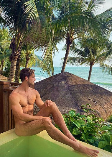 Gay-Hotel-Koh-Phangan-Private-Pool-Villa-Beachfront