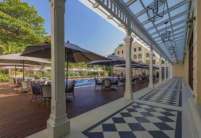 Gay Luxury Hotel Yangon with Outdoor pool