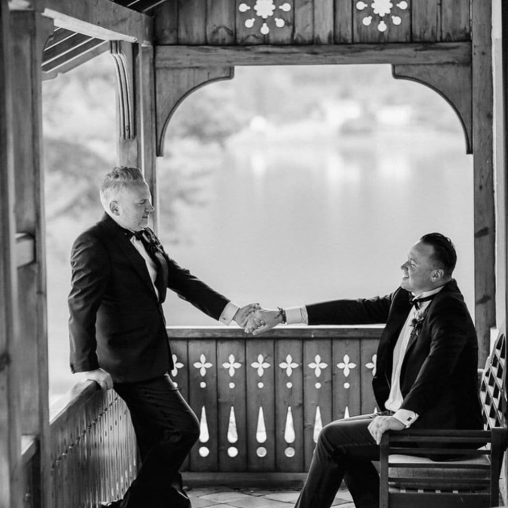 Unusual Luxury Gay Honeymoon Destinations in Scotland The Lodge at Loch Goil