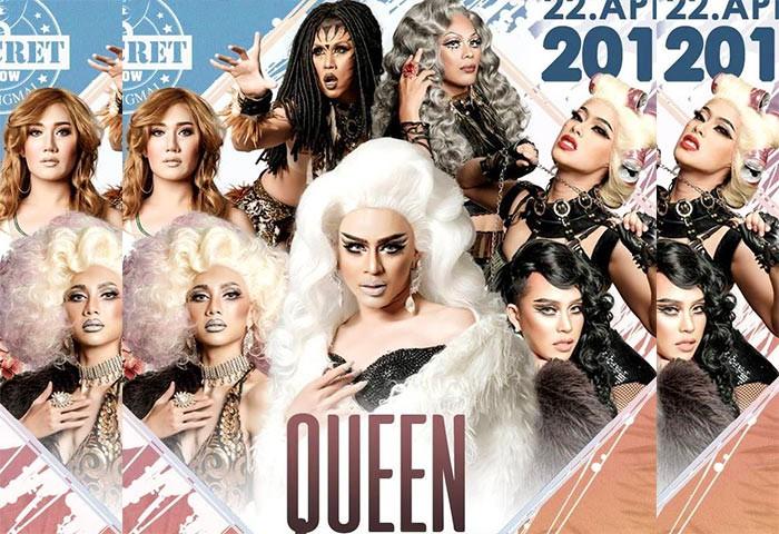 6ixcret-Show-Best-Drag-Queen-&-Cabaret-Gay-Chiang-Mai