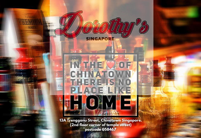 Dorothy's-Bar-Singapore-best-gay-bar-Chinatown